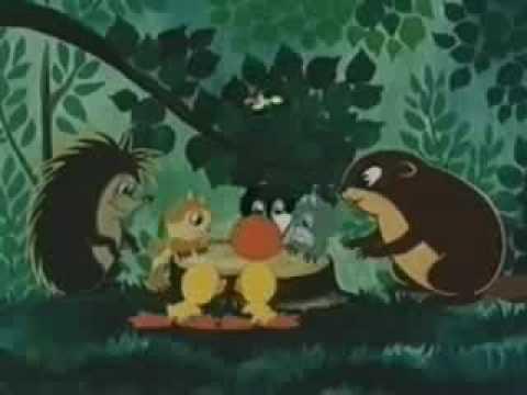 Мультфильм про апельсин мы делили апельсин