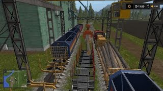 "[""Goldcrest"", ""Goldcrest Valley"", ""Farming Simulator"", ""Farming Simulator 2017"", ""FS 2017"", ""MAN TGS"", ""TGS"", ""MAN"", ""Logs"", ""wood"", ""woods"", ""Train"", ""RailRoad"", ""forestry"", ""logging"", ""Forestry fs 2017"", ""logging fs 2017"", ""train fs 2017"", ""forestry far"