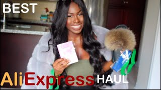 SLAY WITH ME ON A BUDGET: Ali express Haul l LOVESEUNICE
