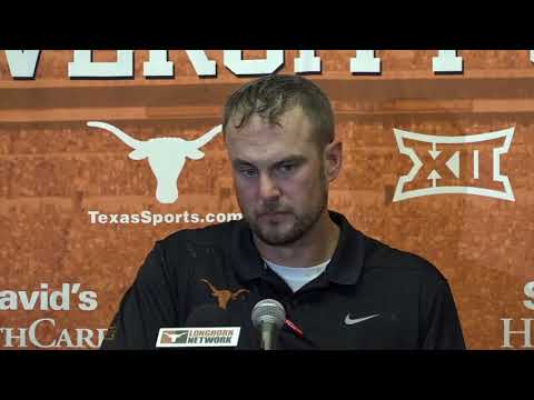 2018 Texas: Maryland Post Game Presser