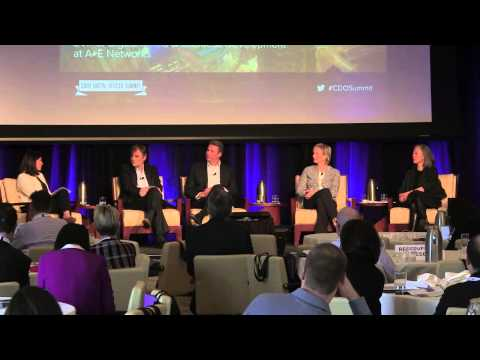The Entertainment Ecosystem: Chief Digital Officer Summit (Time Warner, NYC April 2014)