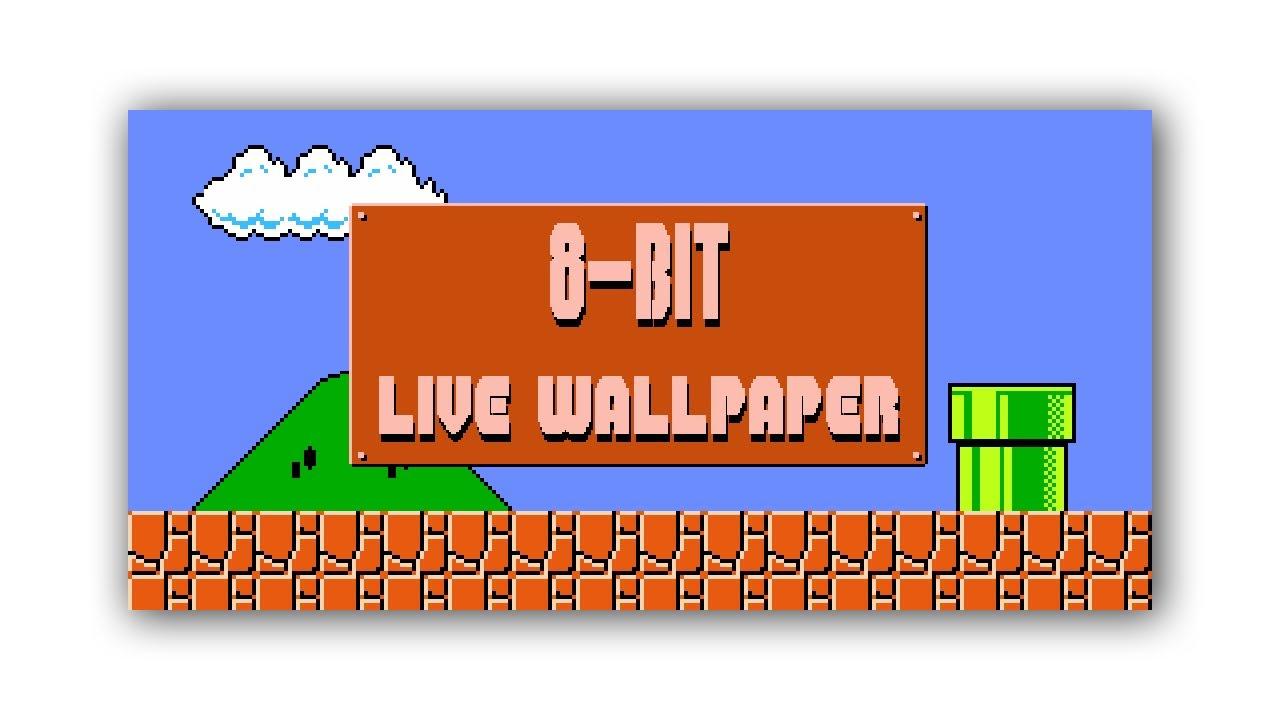 Theme 8-Bit Live Wallpaper (REV.2) - YouTube