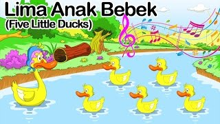 Video Lima Anak Bebek ( Five little ducks )    Lagu Anak Indonesia download MP3, 3GP, MP4, WEBM, AVI, FLV Desember 2017