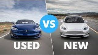 Model 3 power to weight ratio vs model s tesla video