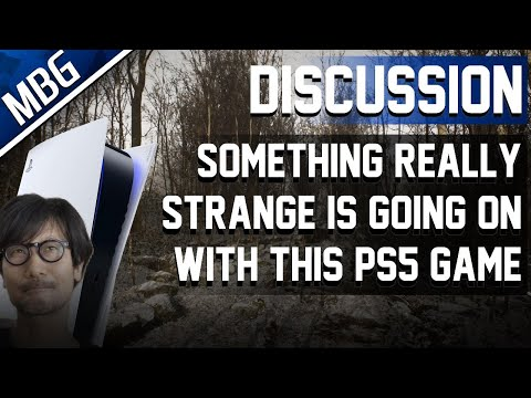 Something Strange Is Going On With BLUE BOX Game Studios, PS5 Exclusive Abandoned and Hideo Kojima?