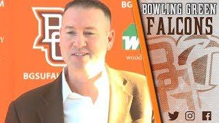 BG Football : Coach Loeffler NSD Presser