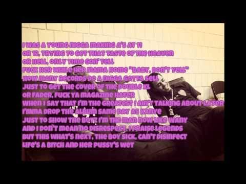 J Cole - Forbidden Fruit Feat. Kendrick Lamar (Lyrics)
