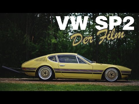 Volkswagen SP 2 - Der Film ( official ) / Kultblech meets Sourkrauts