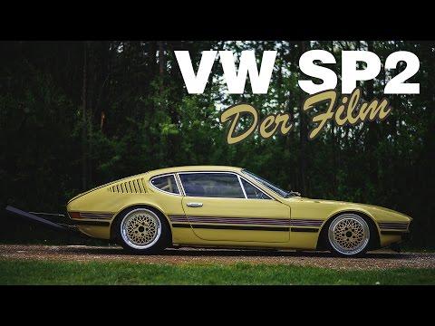 Volkswagen SP 2 - Der Film ( official ) / Kultblech meets Sourkrauts (eng subtitles)