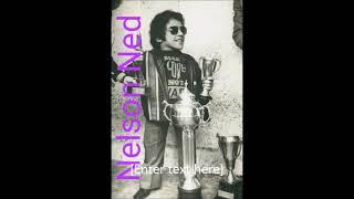 NELSON NED - Ao meu amor (To sir, with love) - CPD  69)  Copacabana  3571 - Tema do Mestre c/Carinho