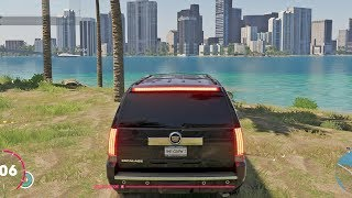 The Crew 2 - Cadillac Escalade 2012 - Open World Free Roam Gameplay (PC HD) [1080p60FPS]