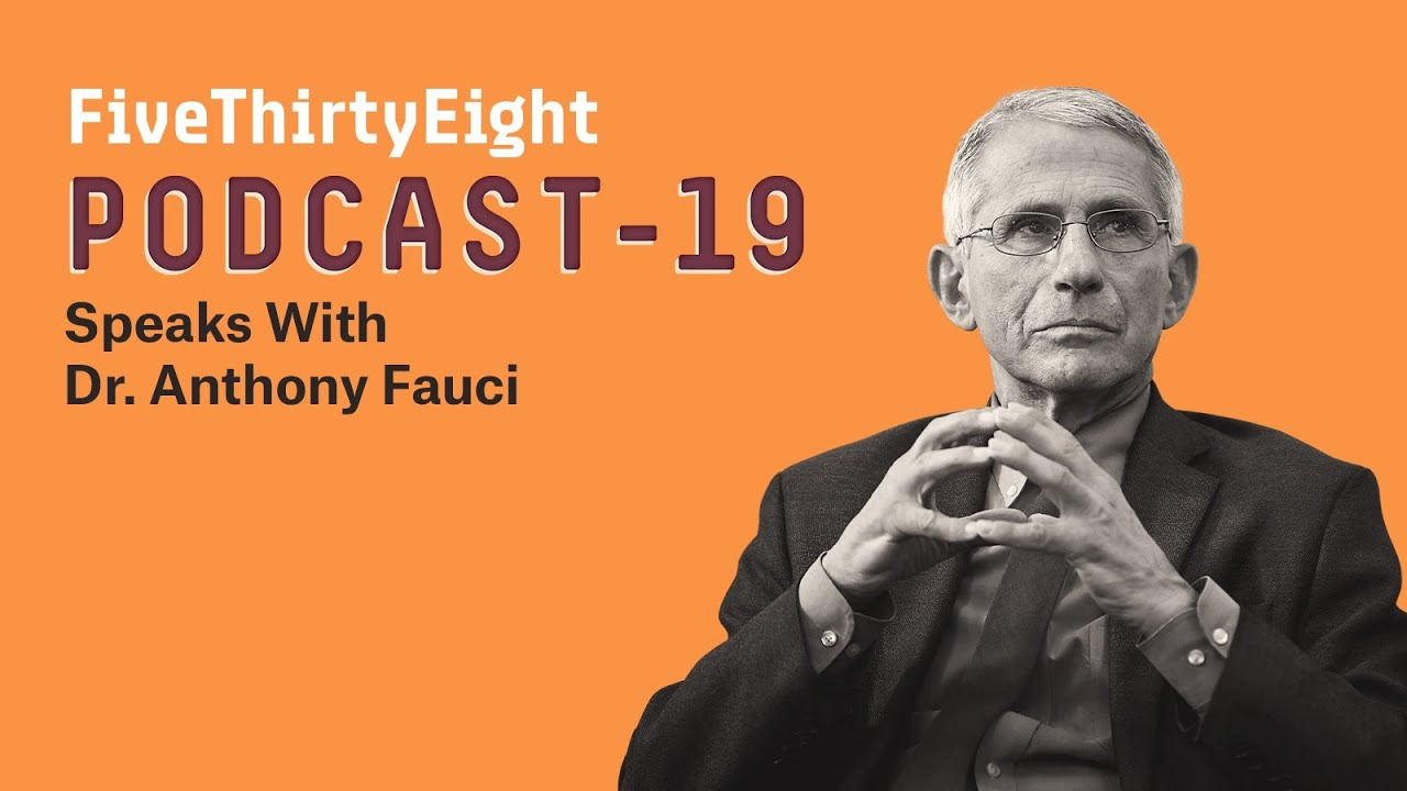 Dr. Fauci On Life Post-Vaccine And Biden's Approach To The Pandemic l FiveThirtyEight