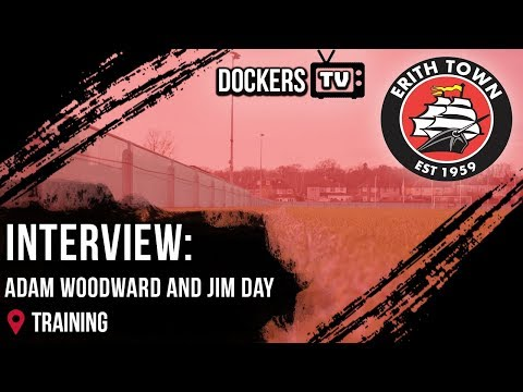DOCKERS TV |  Preparing to play Whitstable Town In the Kent Reliance Trophy!