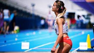 Magdalena Żebrowska skoczyła po srebrny medal