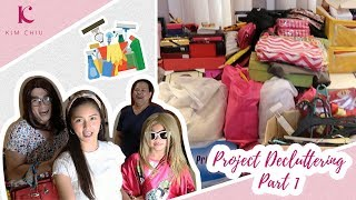 Project Decluttering Part 1 | Kim Chiu PH