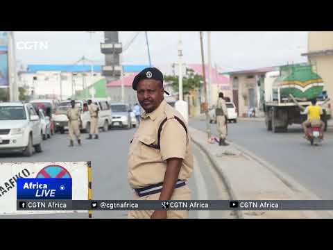 Sierra Leone deploys police officers to help boost Somalia security