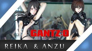 Gantz:O  -  Reika  and Anzu Figures