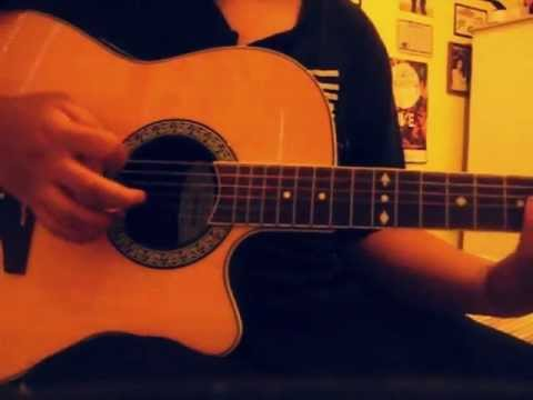 Masses Of A Dying Breed - Miss May I (Acoustic Guitar Cover)