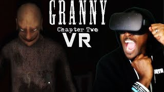 WHY IS THIS GAME STILL SCARY? | Granny Chapter Two VR