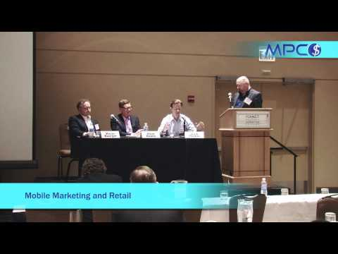 2015 Mobile Payments Conference -- Mobile Marketing and Retail