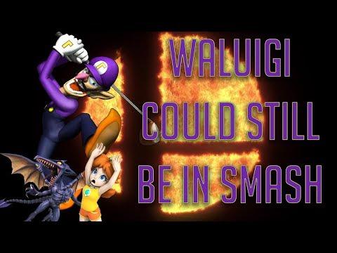 Waluigi can still be in smash
