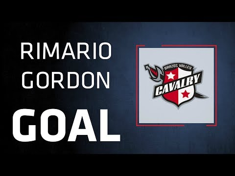 GOAL | Rimario Gordon Finishes Huntley Munn's Feed  | Cavalry F.C. at Brilla FC