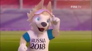 Zabivaka es la mascota del Mundial