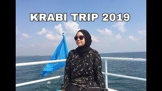 Iman Zafirah - [Travel Vlog]  Krabi Island (3 days 2 nights) 2019