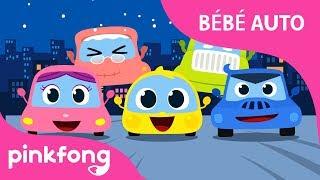 Bébé auto | Chansons de voitures | Chansons PINKFONG pour enfants