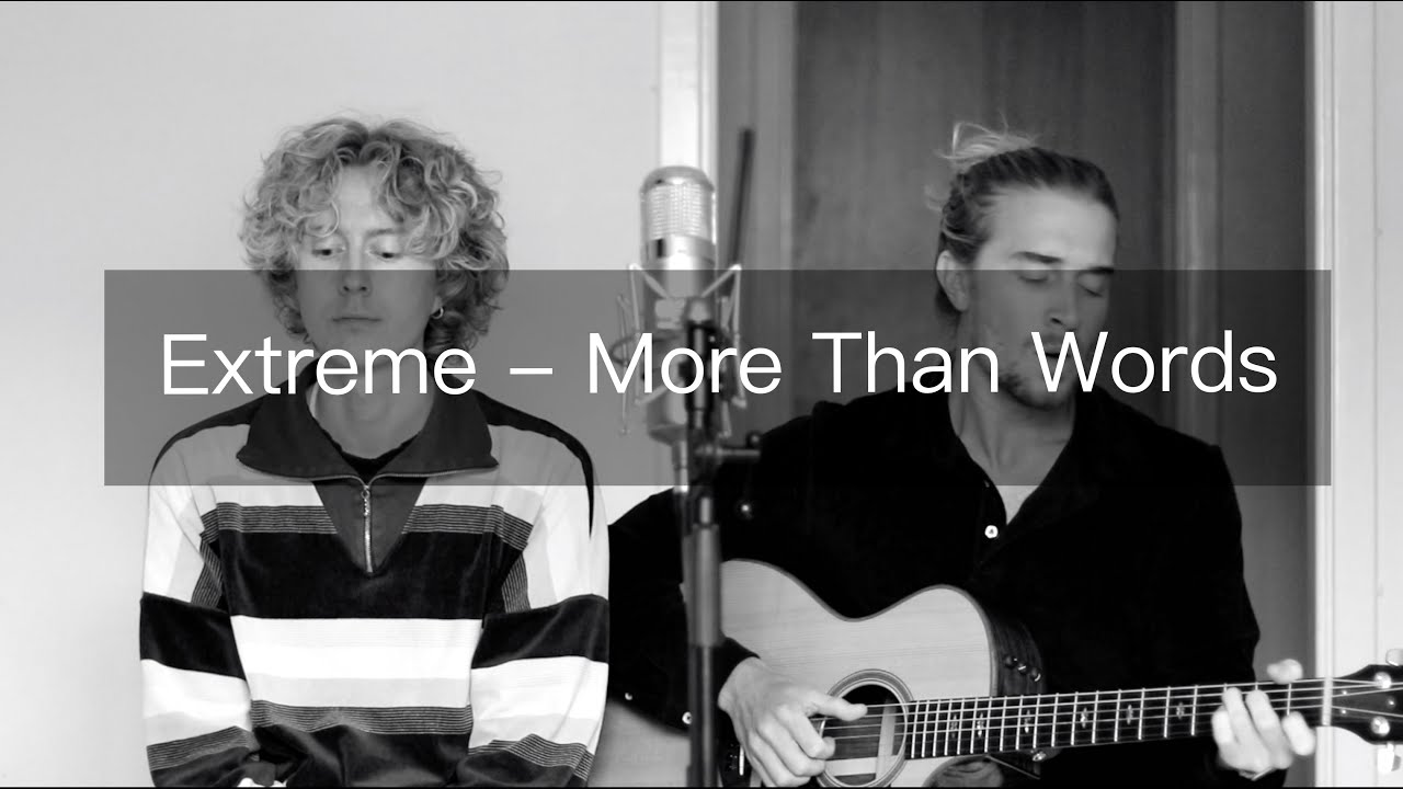 Download Extreme - More Than Words (Hearts & Colors Cover)