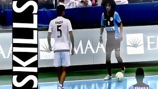Omar Abdulrahman V.S ZIDANE  لمسات عموري - عمر عبدالرحمن ضد زيدان ᴴᴰ thumbnail