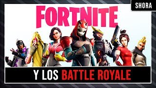 Why FORTNITE and BATTLE ROYALE are so POPULAR (Not to be FREE) SHORAPLAYS