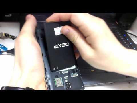 Dexp ES150 прошивка | Как прошить смартфон Dexp ES150