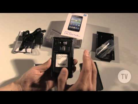 Unboxing - Samsung Galaxy S2 Plus
