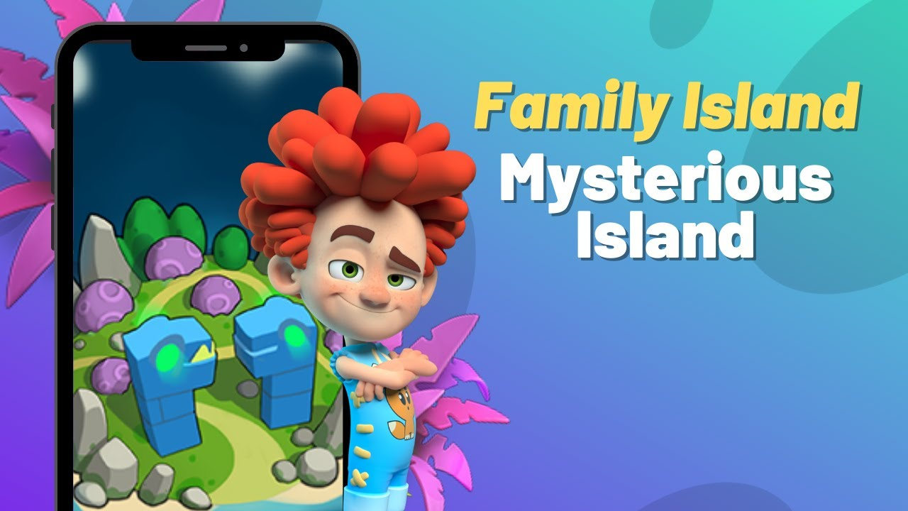 Download Mysterious Island - Level 35   Family Island