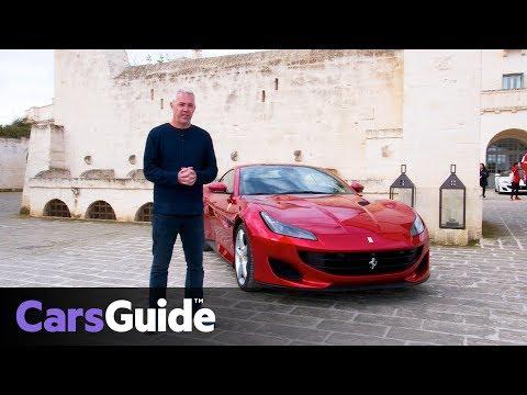 Ferrari Portofino 2018 review