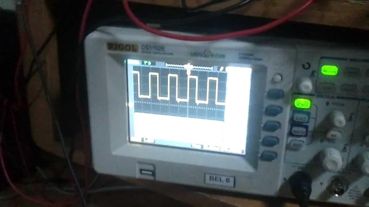 Three Phase induction motor running on Single phase half bridge ...