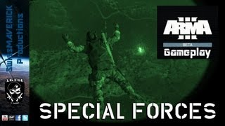 ARMA 3 - Special Forces [COOP Gameplay]