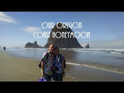 Our Oregon Coast Honeymoon