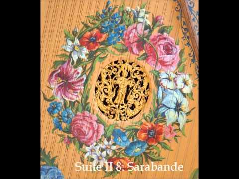 J.S. Bach – French Suites 1-3. Francesco Cera
