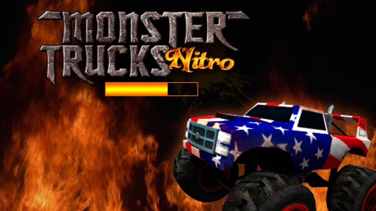 Monster Trucks Nitro Iphone Gameplay Video Youtube