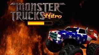 Monster Trucks Nitro - iPhone Gameplay Video
