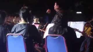Indonesia, Regina Pacis Orchestra & Choir, Regina Pacis School Bogor, Mars Regina Pacis.