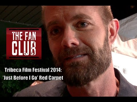 Garret Dillahunt Interview | Tribeca Film Festival 2014: Just Before I Go | The Fan Club