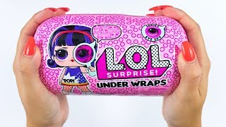 LOL SURPRISE UNDER WRAPS serie 4!! Quale nuova LOL avrò trovato?