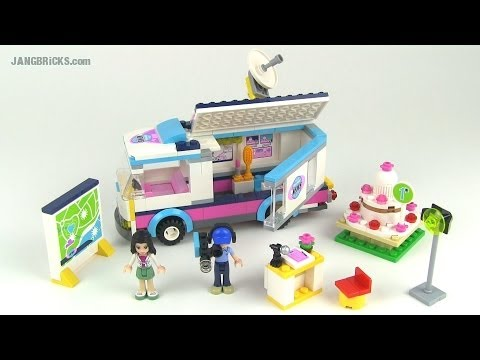 Lego Friends Fashion Show