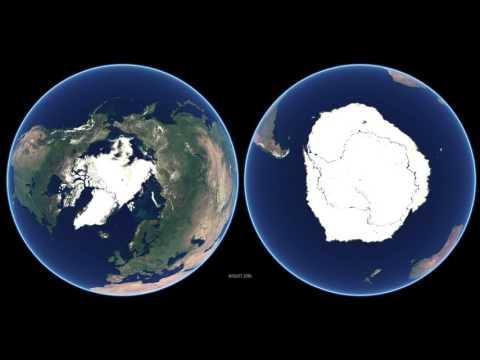 A year of polar ice - 2016
