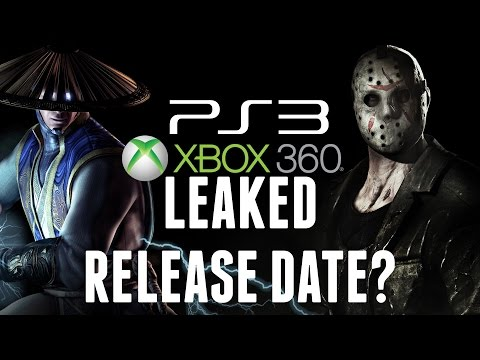 Mortal Kombat X: Ps3 and Xbox 360 Release Date Leaked?