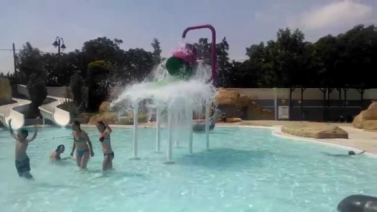piscina quart de poblet youtube