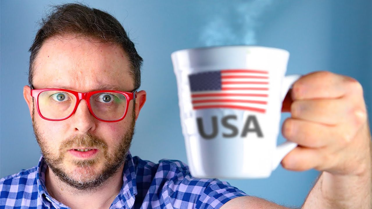 Why Do Americans Drink WAY More Coffee Than Brits?